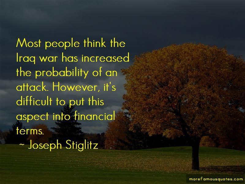 Joseph Stiglitz Quotes Pictures 4