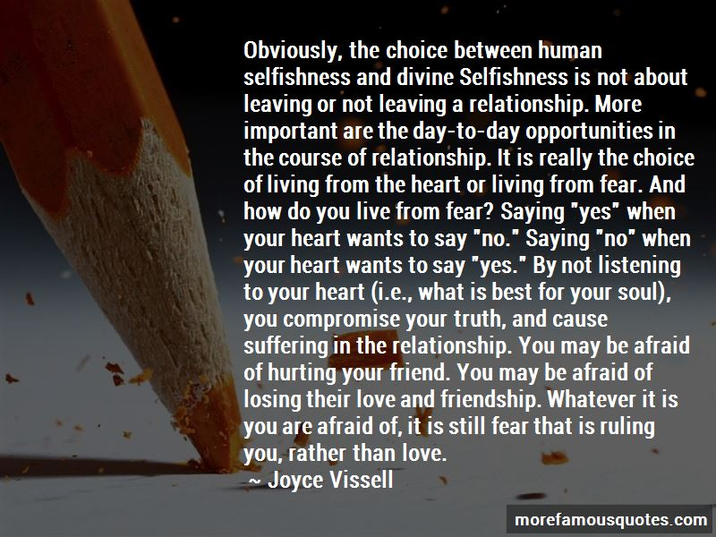 Joyce Vissell Quotes Pictures 3