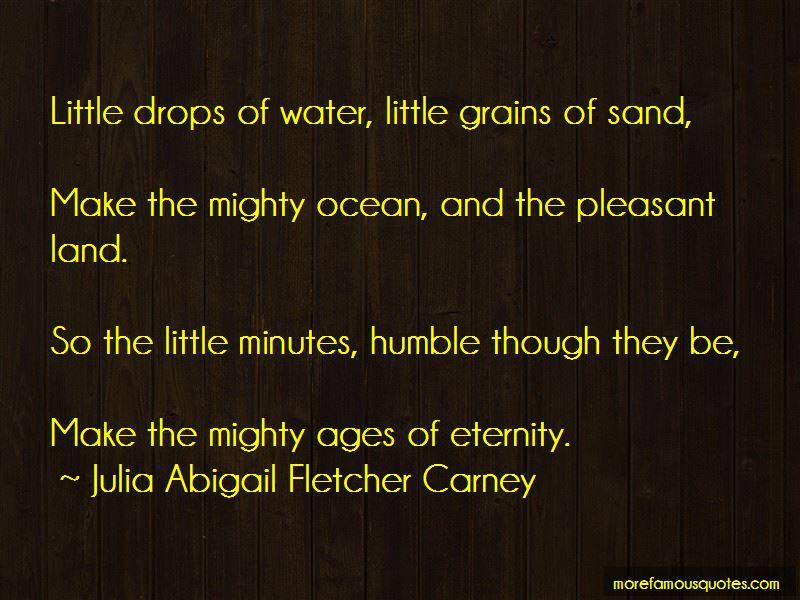 Julia Abigail Fletcher Carney Quotes Pictures 2