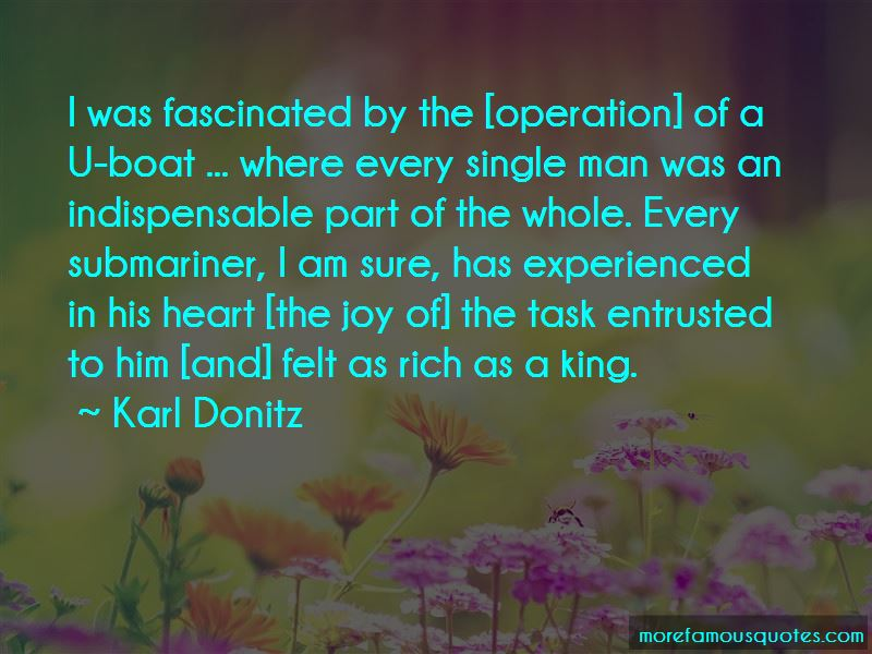 Karl Donitz Quotes Pictures 2