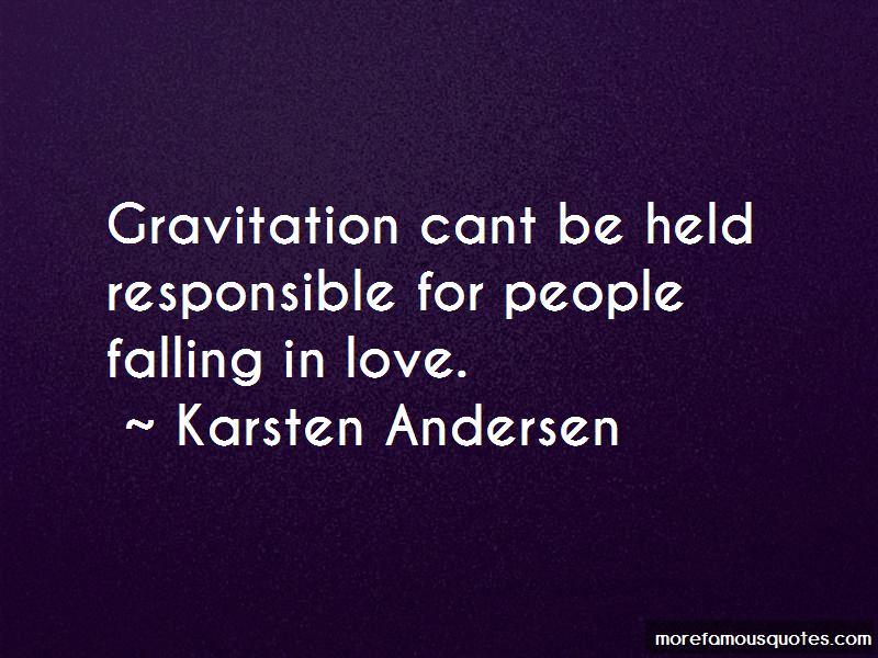 Karsten Andersen Quotes Pictures 2