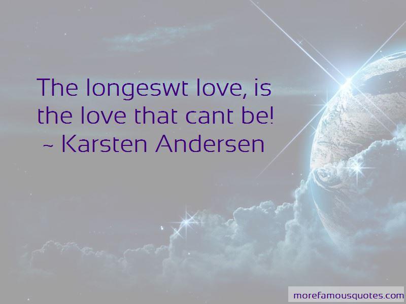 Karsten Andersen Quotes Pictures 3