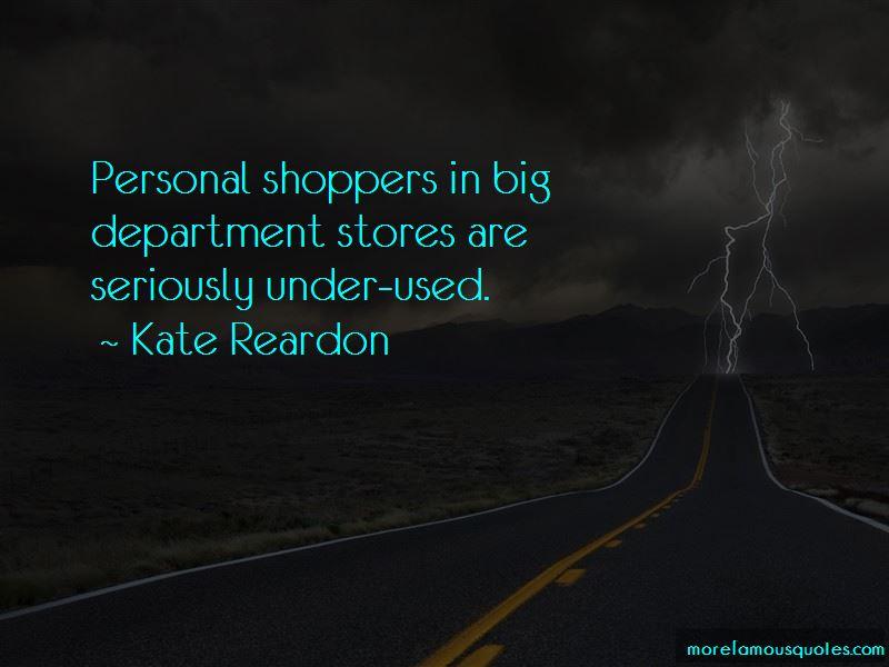 Kate Reardon Quotes Pictures 2