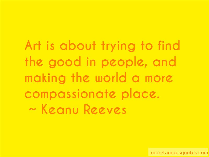 Keanu Reeves Quotes Pictures 4