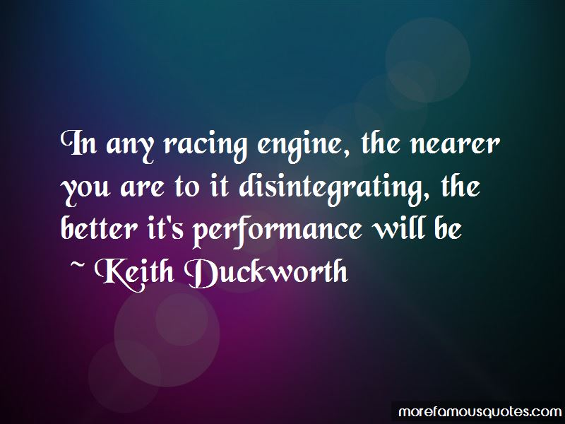 Keith Duckworth Quotes Pictures 2
