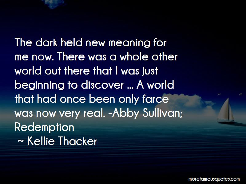 Kellie Thacker Quotes Pictures 4