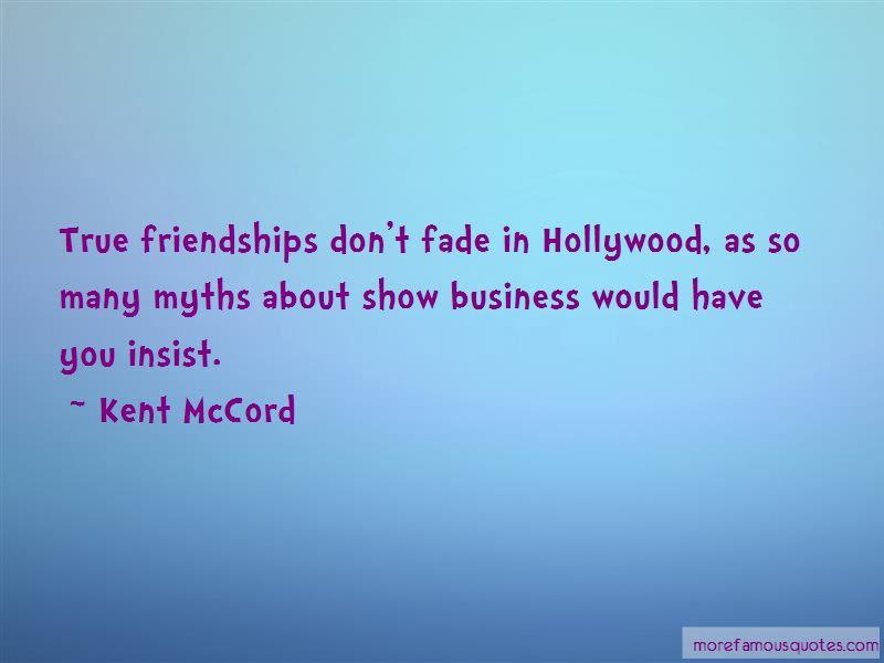 Kent McCord Quotes
