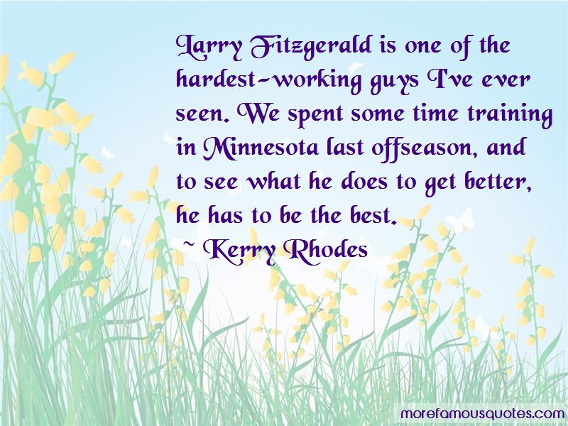Kerry Rhodes Quotes Pictures 2