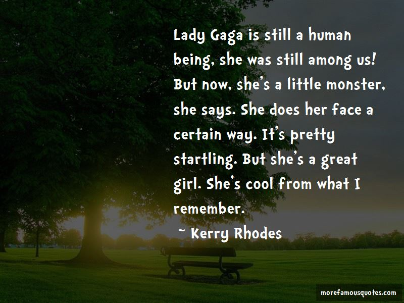 Kerry Rhodes Quotes Pictures 4