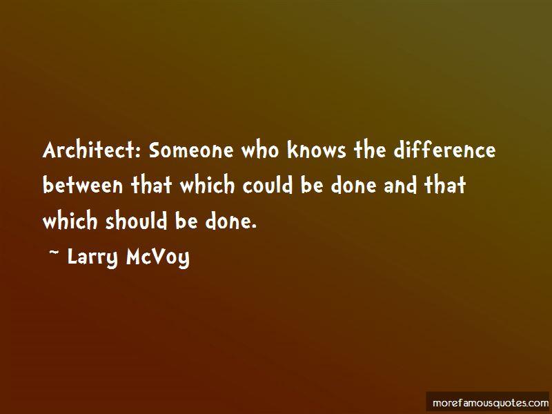 Larry McVoy Quotes Pictures 2