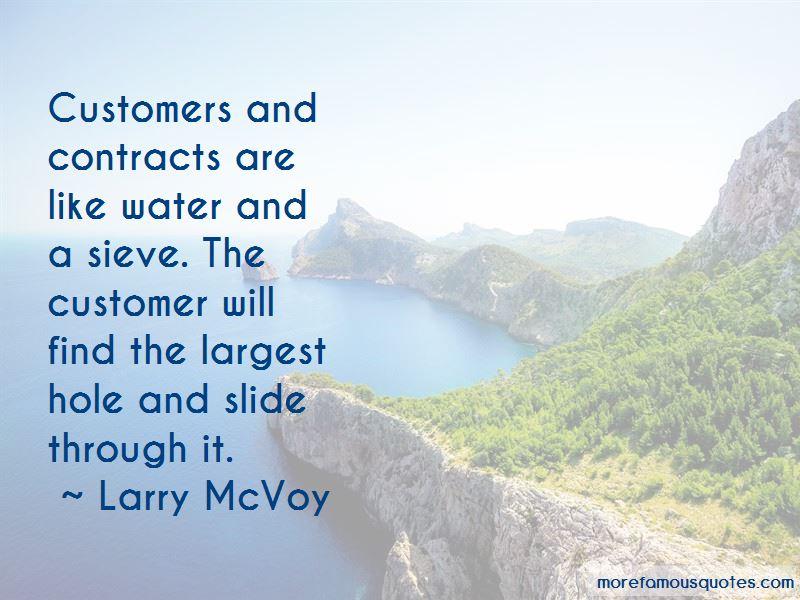 Larry McVoy Quotes Pictures 3