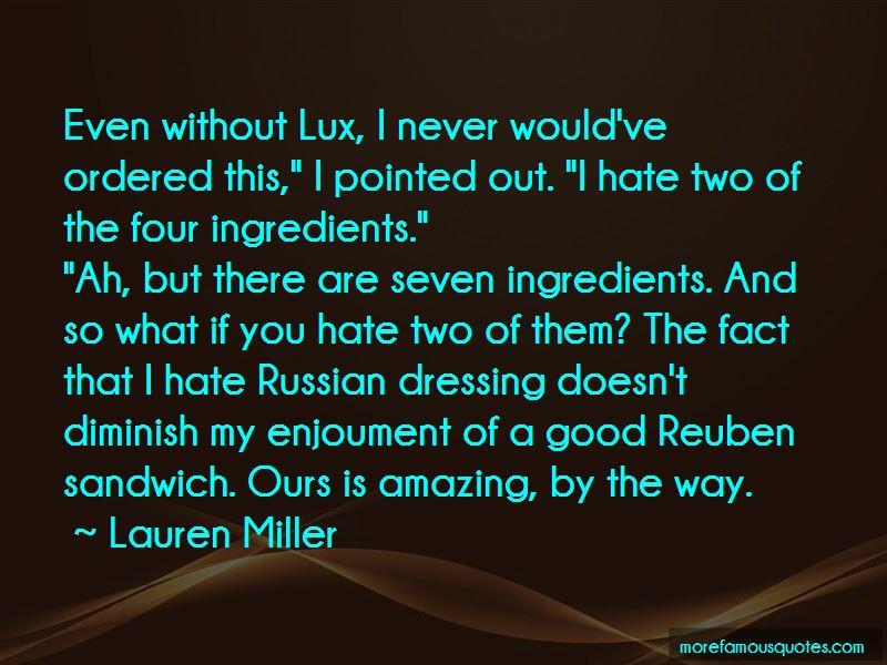 Lauren Miller Quotes Pictures 3