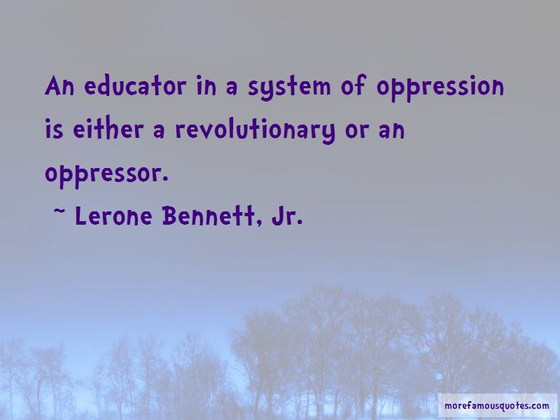 Lerone Bennett, Jr. Quotes Pictures 2