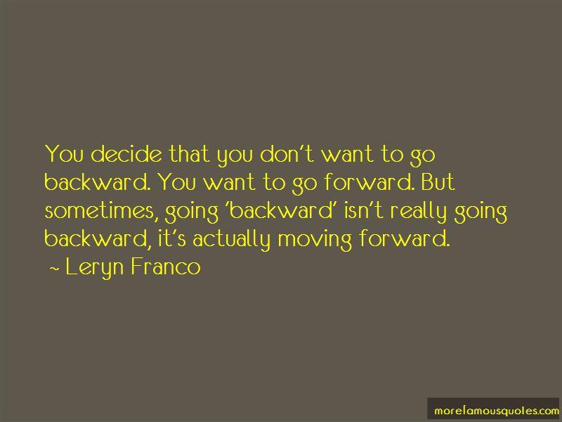 Leryn Franco Quotes Pictures 2