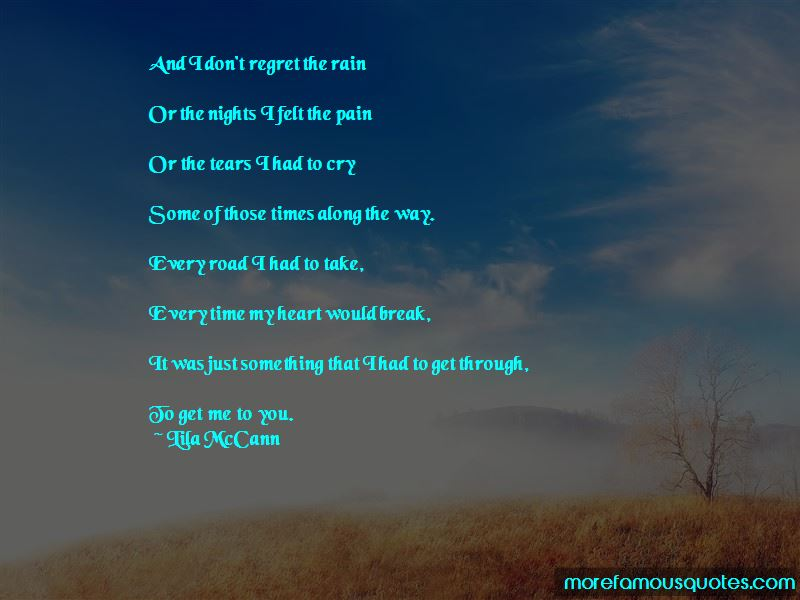 Lila McCann Quotes Pictures 2
