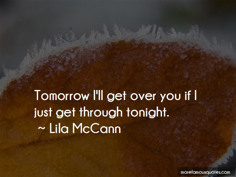 Lila McCann Quotes Pictures 3