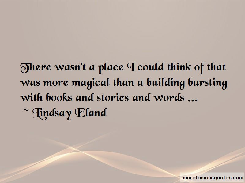 Lindsay Eland Quotes Pictures 3