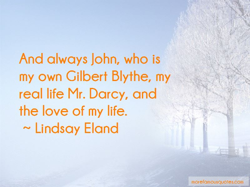 Lindsay Eland Quotes Pictures 4