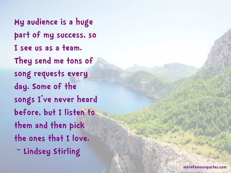 Lindsey Stirling Quotes Pictures 3