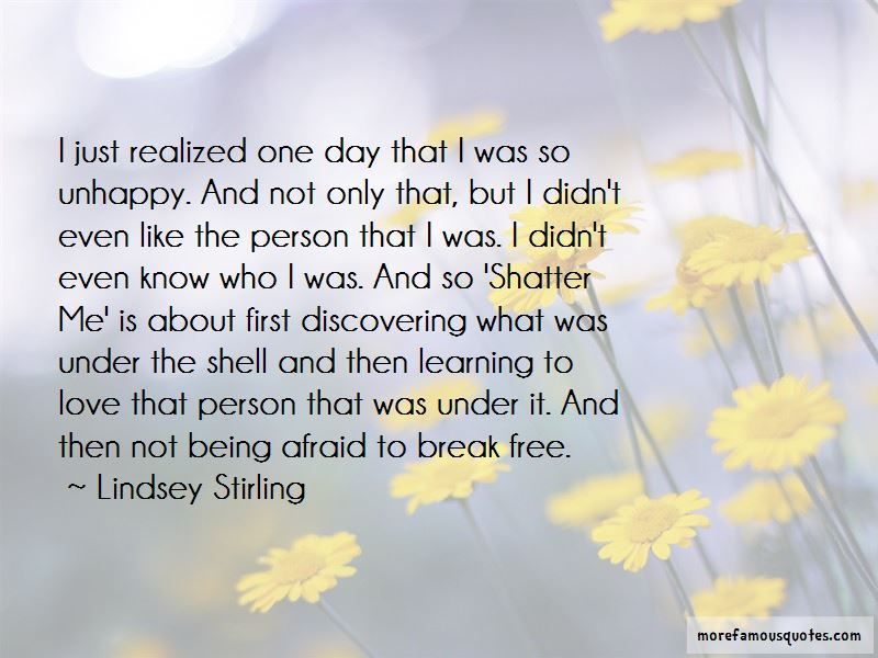 Lindsey Stirling Quotes