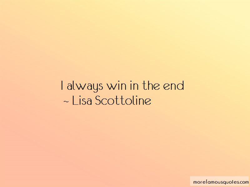 Lisa Scottoline Quotes Pictures 3