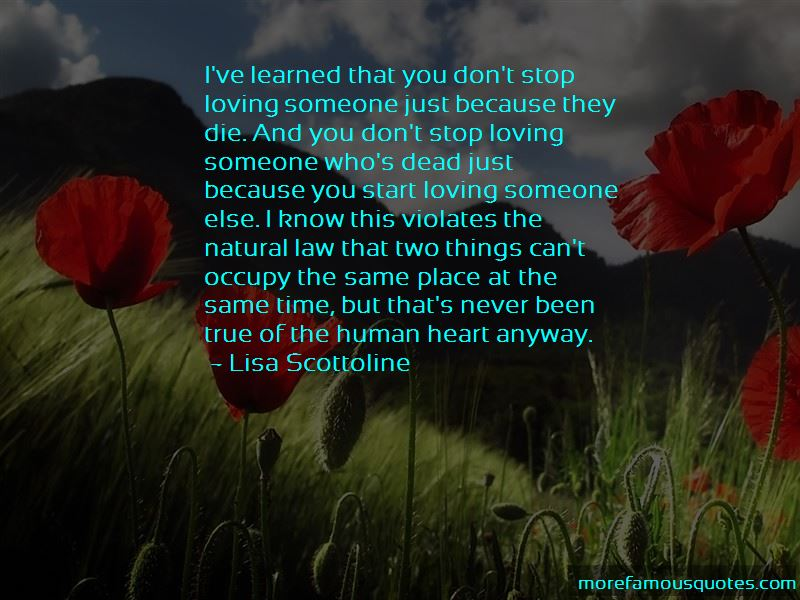 Lisa Scottoline Quotes Pictures 4