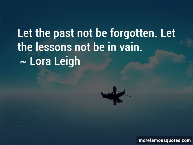 Lora Leigh Quotes Pictures 2