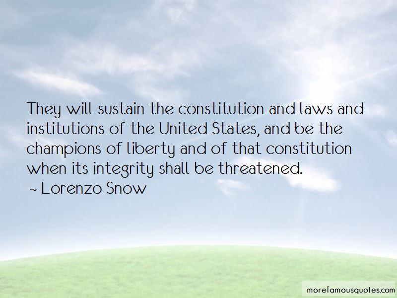 Lorenzo Snow Quotes Pictures 4