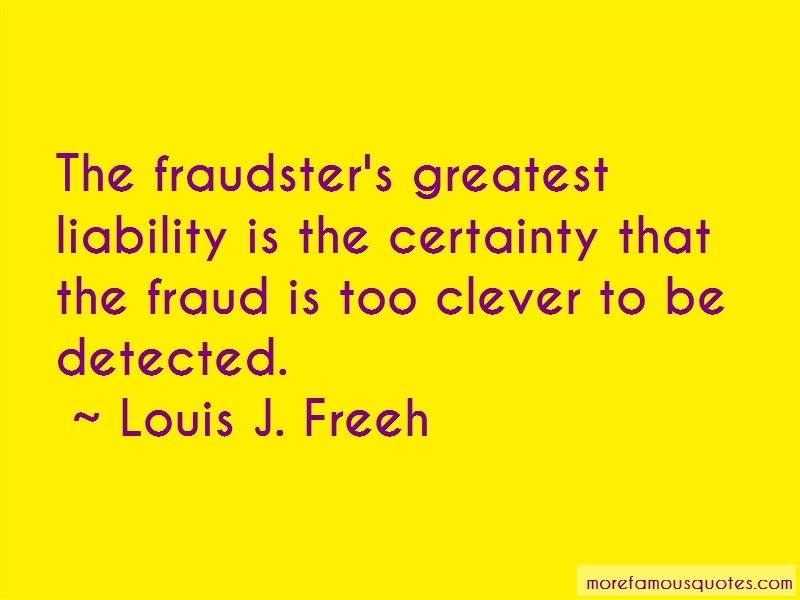 Louis J. Freeh Quotes Pictures 2