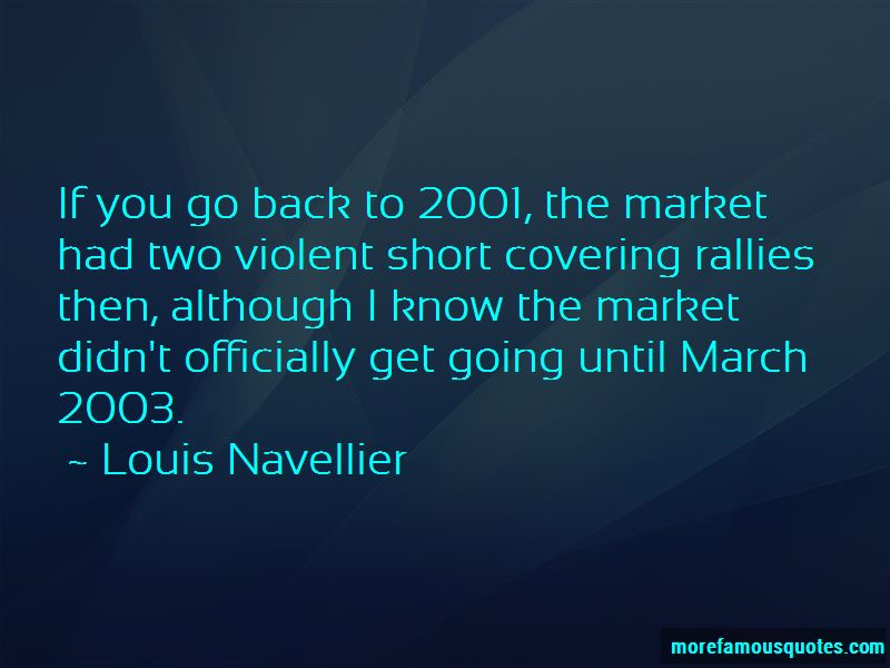 Louis Navellier Quotes Pictures 2