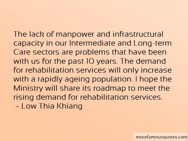 Low Thia Khiang Quotes