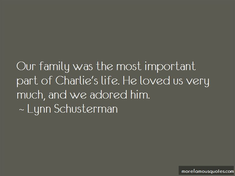 Lynn Schusterman Quotes Pictures 3