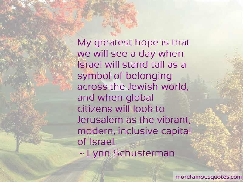 Lynn Schusterman Quotes Pictures 4