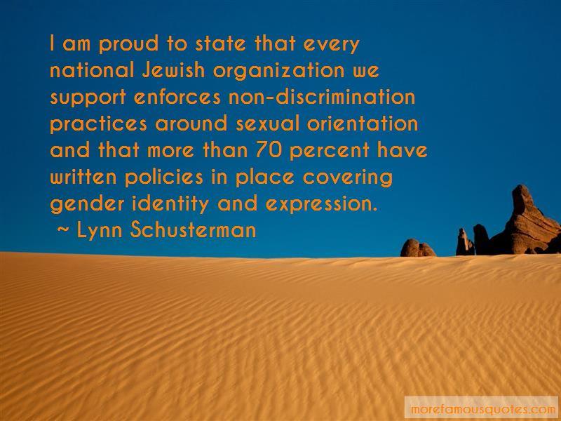 Lynn Schusterman Quotes