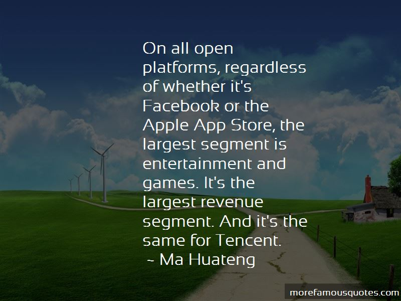 Ma Huateng Quotes Pictures 3