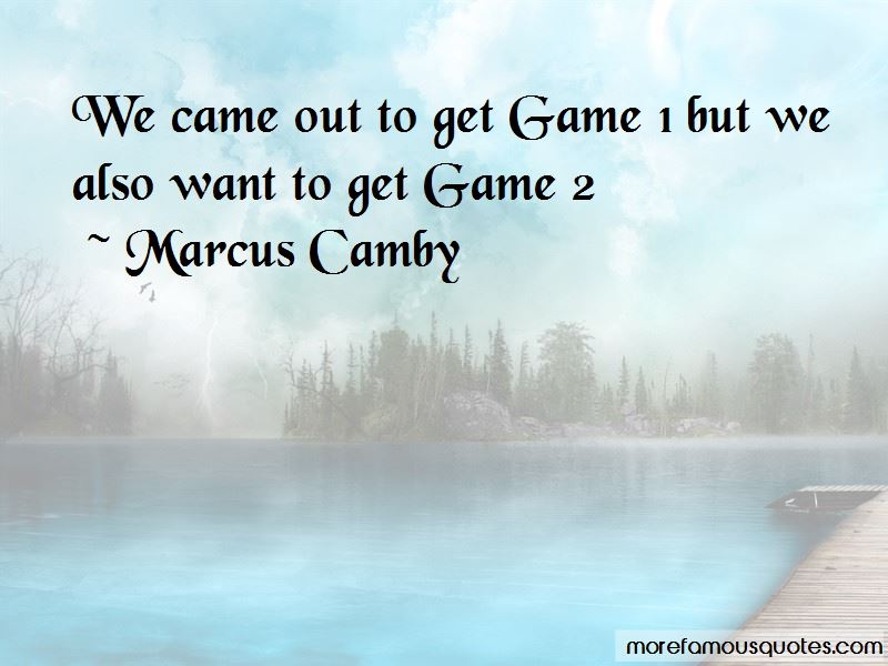 Marcus Camby Quotes Pictures 3