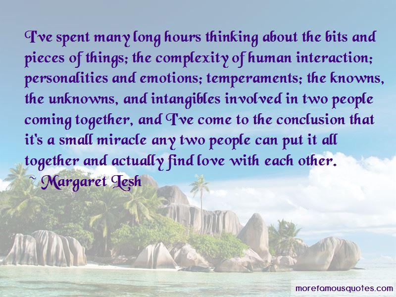 Margaret Lesh Quotes Pictures 3