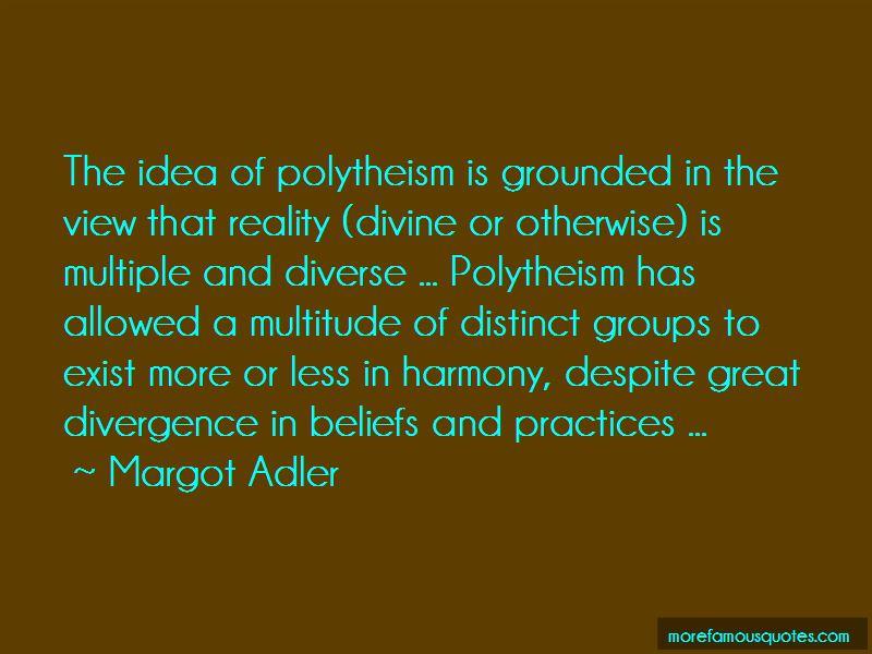 Margot Adler Quotes