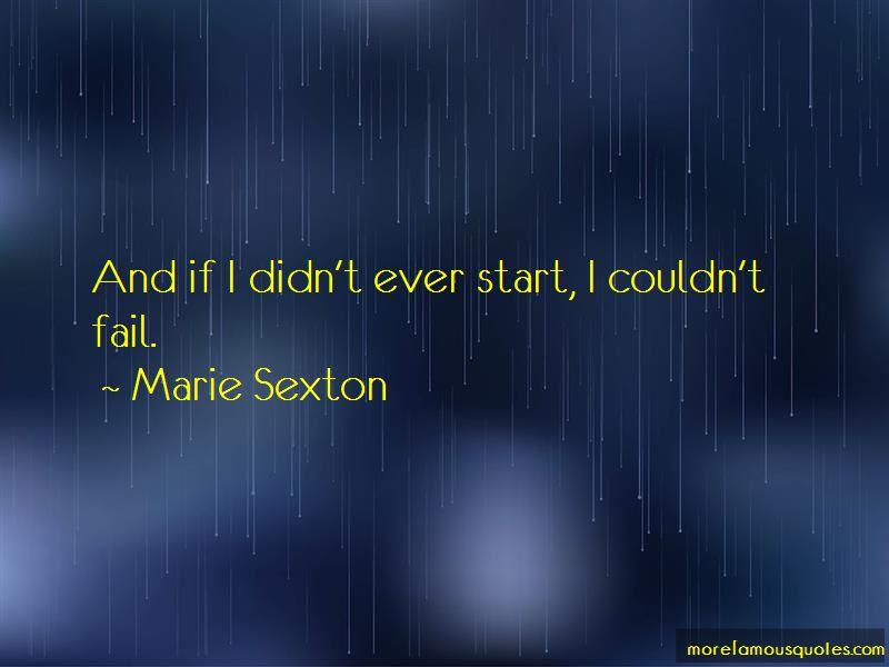 Marie Sexton Quotes