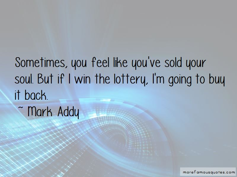 Mark Addy Quotes Pictures 2