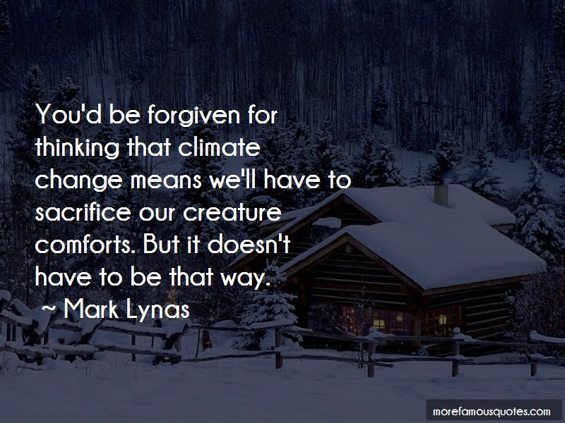 Mark Lynas Quotes Pictures 4