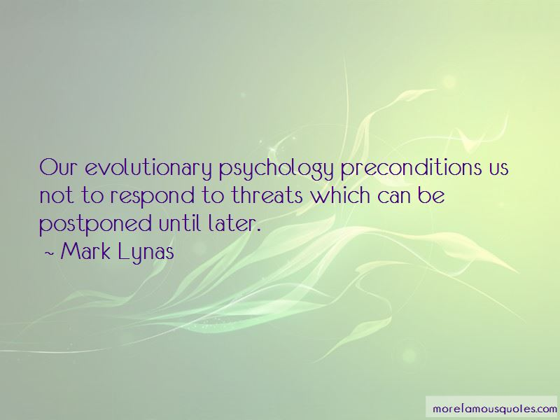 Mark Lynas Quotes