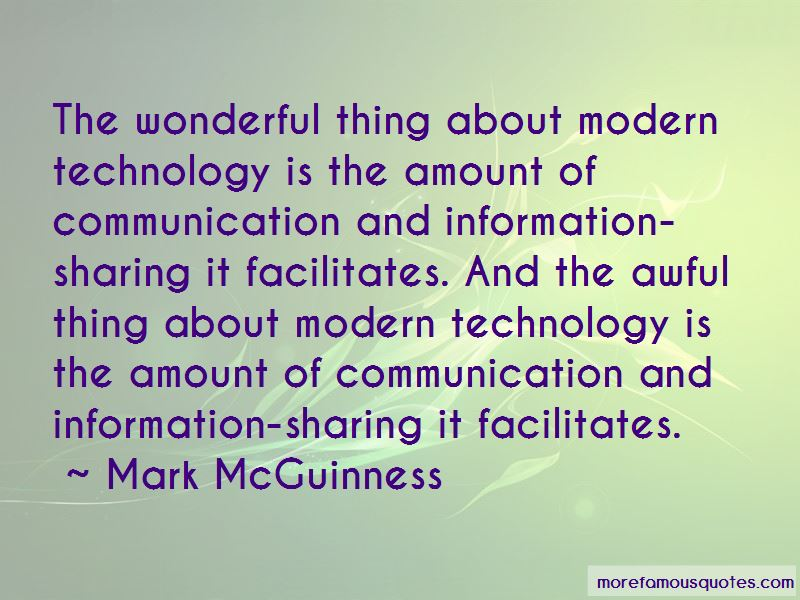 Mark McGuinness Quotes