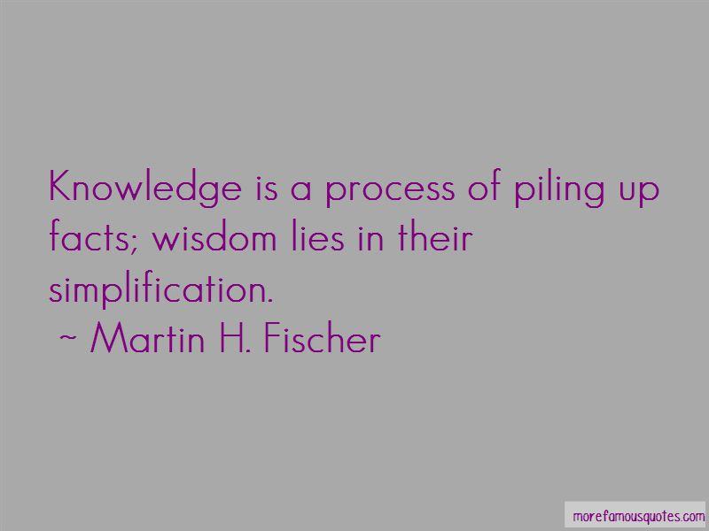 Martin H. Fischer Quotes Pictures 4