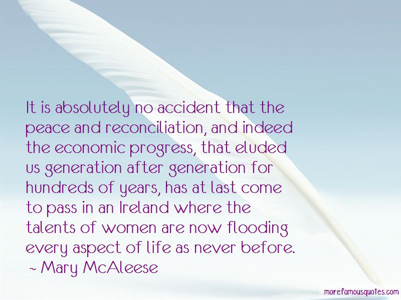 Mary McAleese Quotes