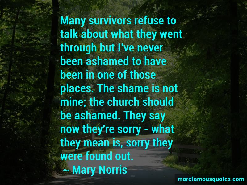 Mary Norris Quotes Pictures 3
