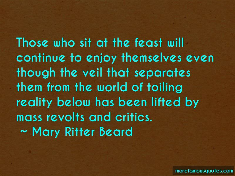 Mary Ritter Beard Quotes Pictures 2