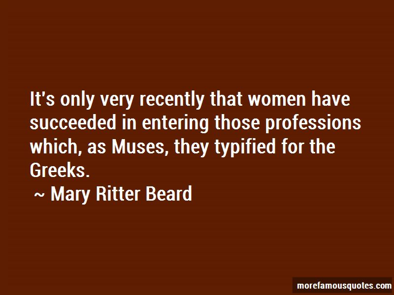 Mary Ritter Beard Quotes Pictures 3