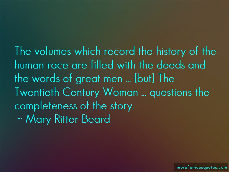 Mary Ritter Beard Quotes Pictures 4