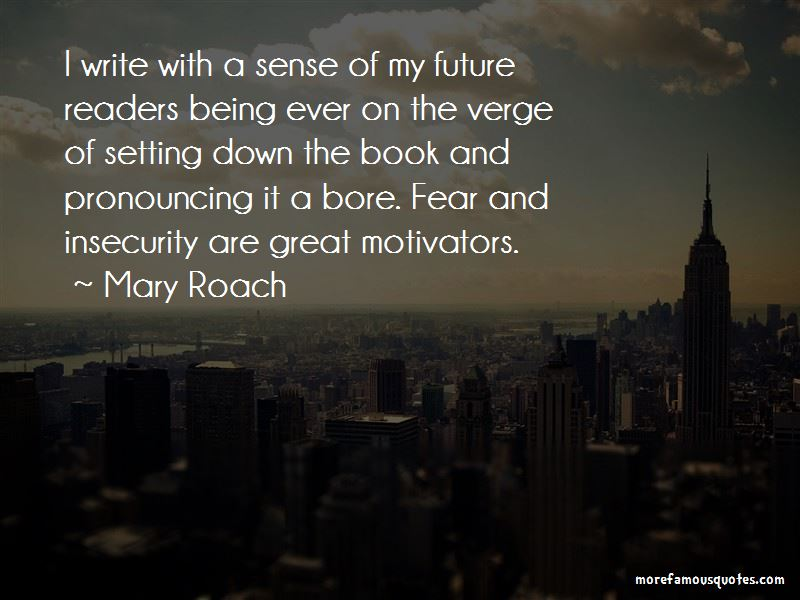 Mary Roach Quotes Pictures 4